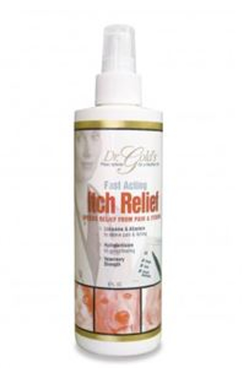 Dr. Gold's Itch Relief 8oz