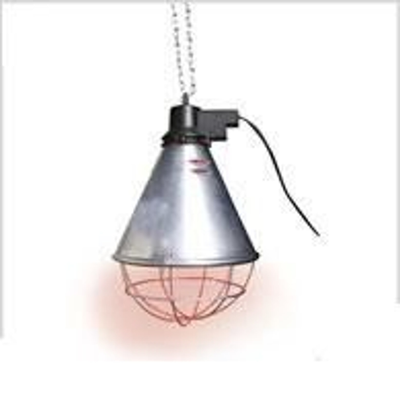 Heat Lamp Armature Only