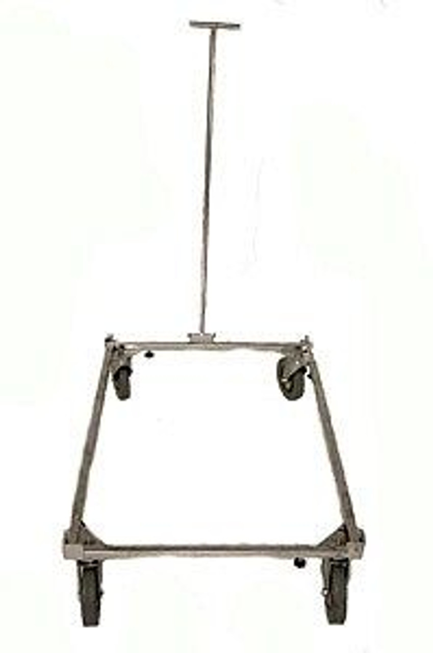 Show Tech Adjustable Cage Trolley