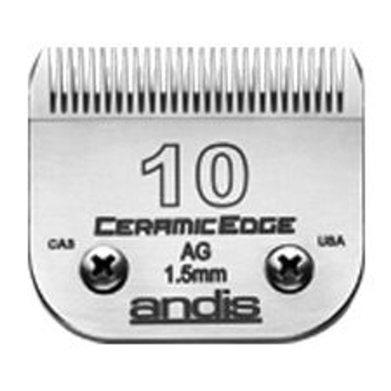 Andis Ceramic Edge #10 Blade