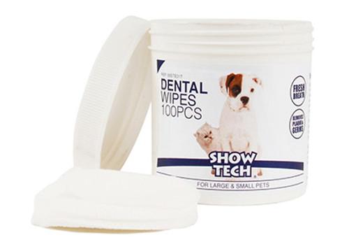 Show Tech Dental Wipes