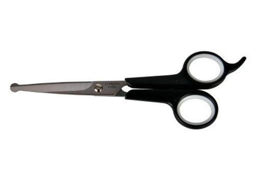 Discut Scissors 16cm Straight With Safety Tip