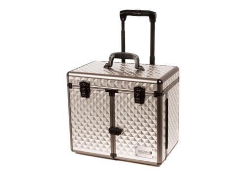 Groom-X Grooming Case with Wheels