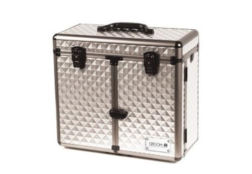 Groom-X Grooming Case Silver