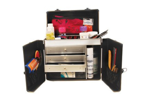 Groom-X Grooming Case Silver