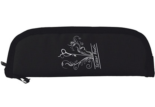Show Tech Scissors Pouch with Embroidered Motif