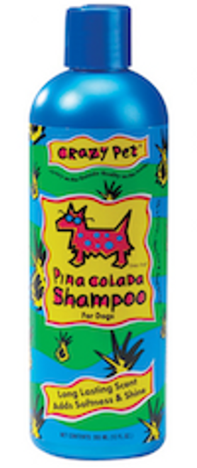 Crazy Pet Pina Colada Shampoo 355ml