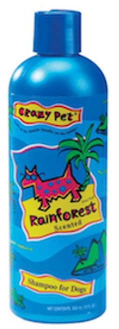 Crazy Pet Rainforest Shampoo 355ml