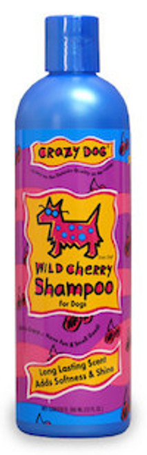 Crazy Pet Wild Cherry Shampoo 355ml
