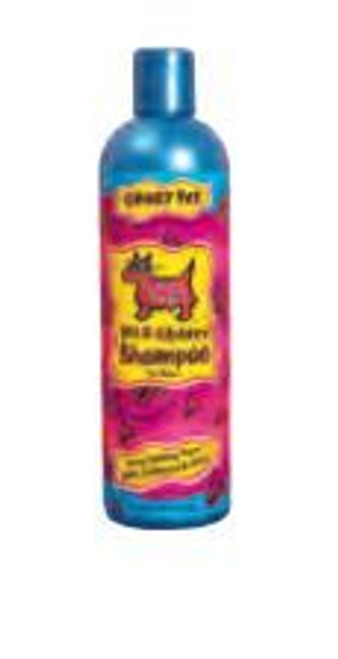 Crazy Pet Verry Berry Shampoo 355ml
