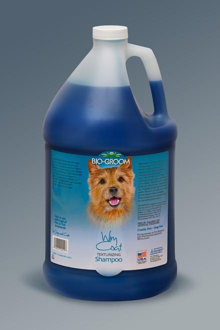 Biogroom Wiry Coat Texturising Shampoo 3.8lt