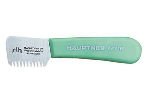 Hauptner Stripping Knife Extra Coarse Green
