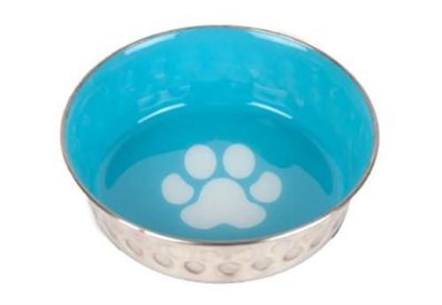 Show Tech Pet Bowl Anti-Slip Turquoise