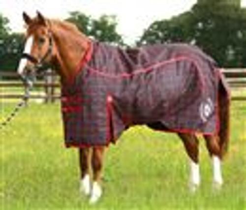 "Premier Equine Tybalt Stratus Black 6'6""450g(neck incl)"
