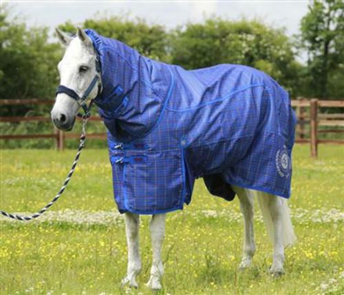 "Premier Equine Tybalt Blue 6'3"" 200g(Neck incl)"