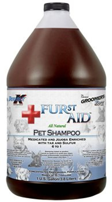 Double K Furst Aid Medicated Shampoo 3.8L