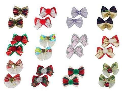 Assorted Christmas Bows