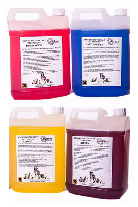 All Chem Disinfectant 5L
