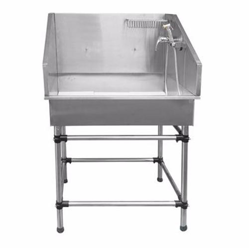 CCP Mini Stainless Steel Bath 96x67x150(external Measurements)