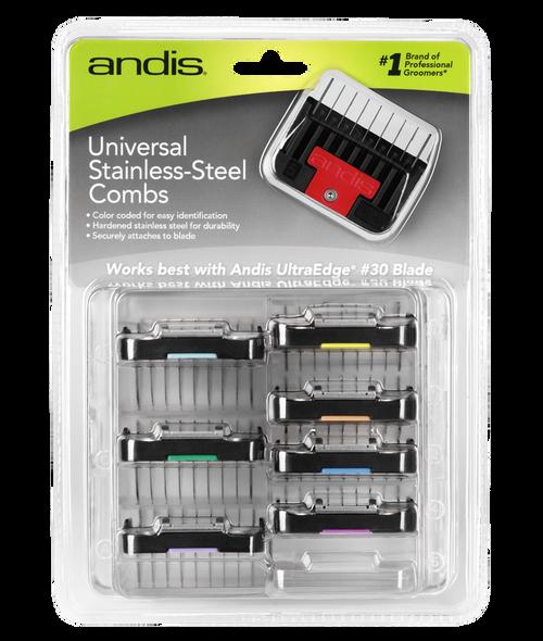 Andis Universal Steel Comb Set
