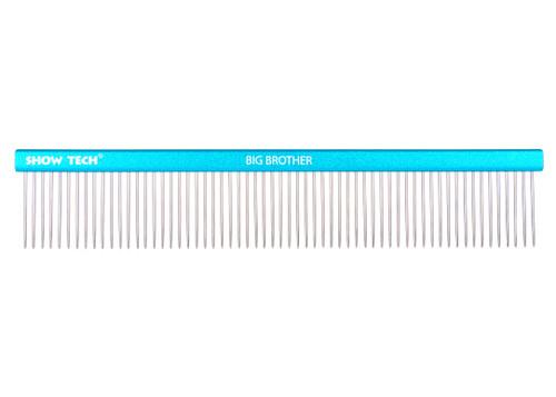 Show Tech The Big Brother Comb 25cm Blue