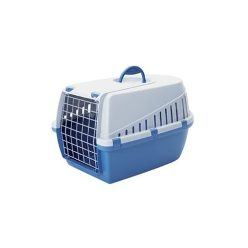 Savic Trotter Carrier Cage Blue
