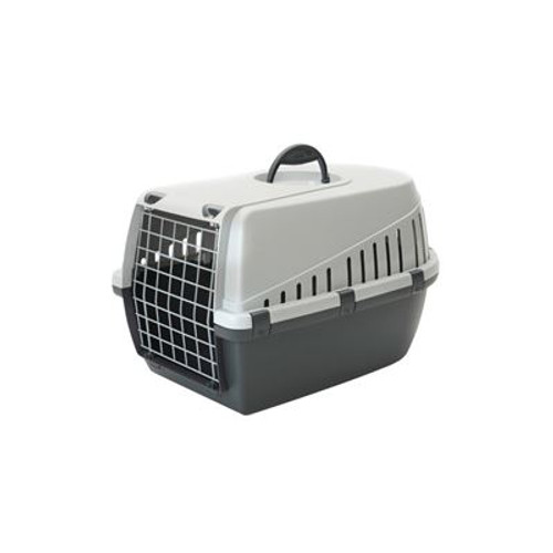 Savic Trotter Carrier Cage Grey