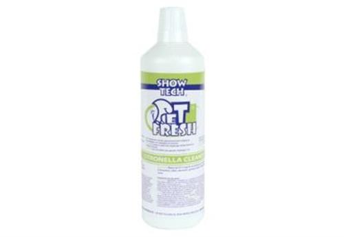 Show Tech Pet-Fresh Citronella Cleaner 1L