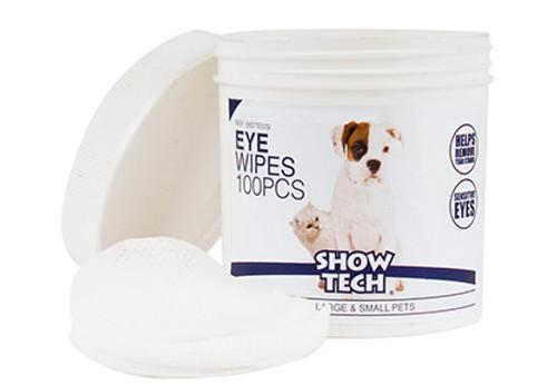 Show Tech Eye Wipes 100pcs
