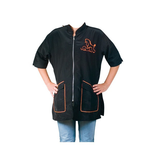 Letizia Grooming Jacket Orange