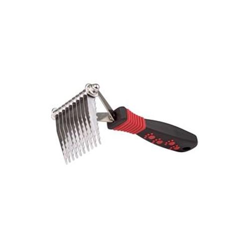 Ideal Dog Dematting comb 9 blade