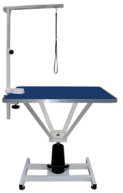 CCP Hydraulic Grooming Table Small 81 x 52 x 82 - 96cmH