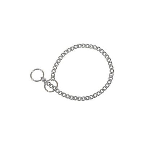 Single Link Silver Chain