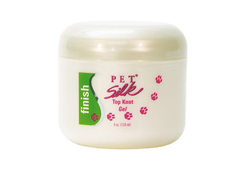 Pet Silk Top Knot Gel 118ml