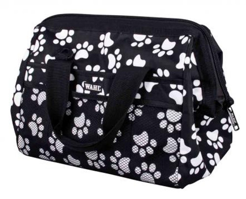 Wahl Grooming Bag Black + paws