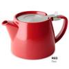 Teapot, Stump 18 oz.w/Inf.Red