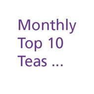 April 2018 - Top 10 Teas