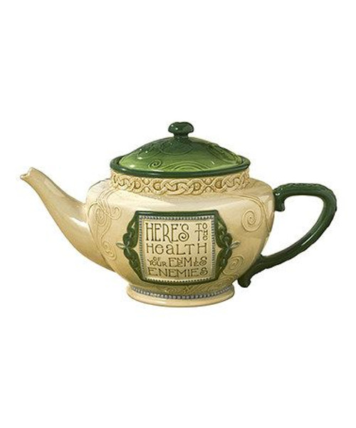 Teapot, Celtic Enemy Enemy