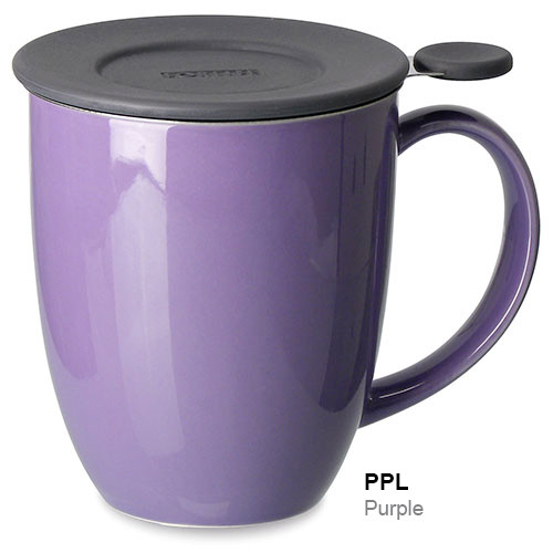 Mug, Infuser Uni Brew (Purple)
