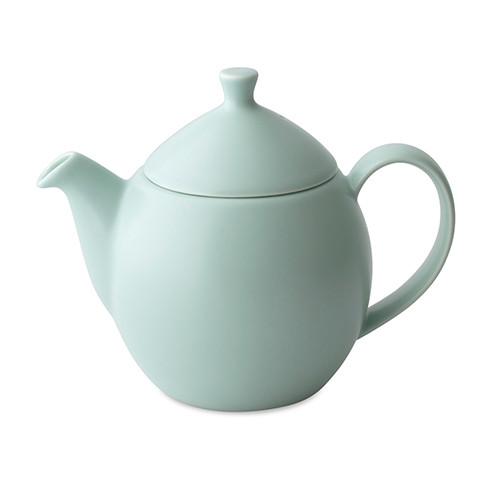 Teapot, w/infuser Dew 14 oz. (Minty Aqua)