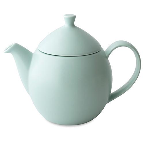 Teapot, w/infuser Dew 32 oz. (Minty Aqua)