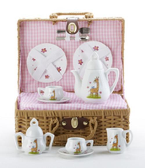 Tea Set, Childs Giraffe