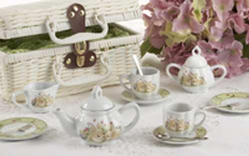 Tea Set, Childs Bunny