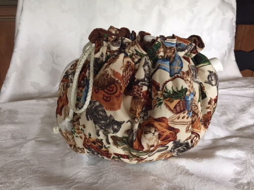Tea Cosy, Kittens Collage (huggable)