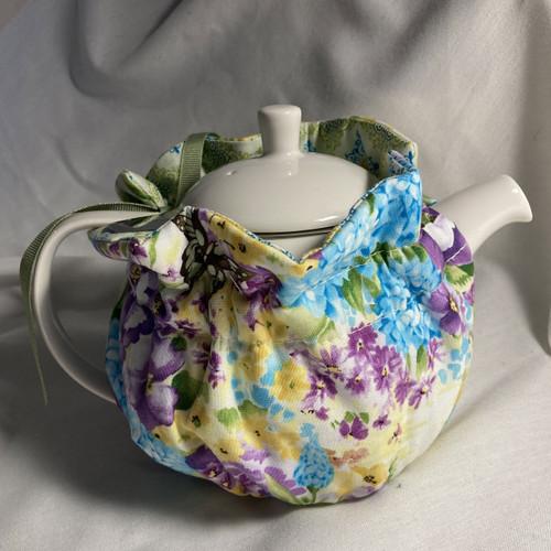 Tea Cosy, 2 Cup, Emerald Garde (huggable)