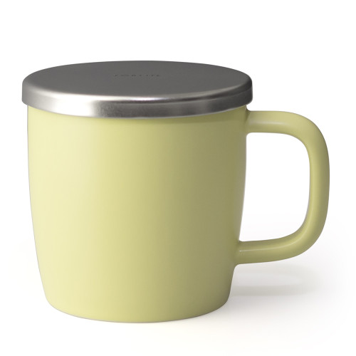 Mug, Dew with infuser 11oz (Lemongrass)