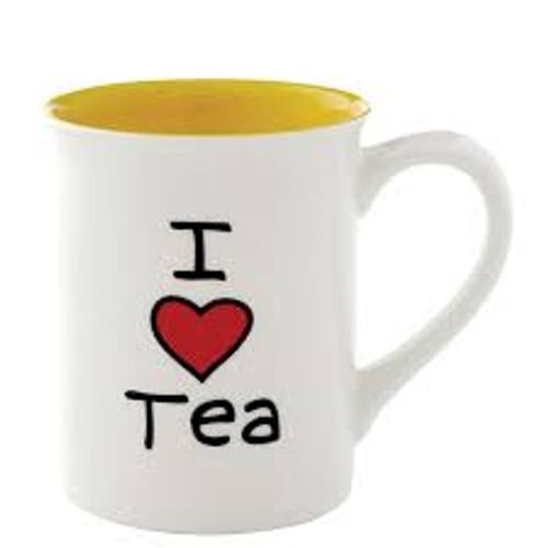 Mug,  I Heart Tea