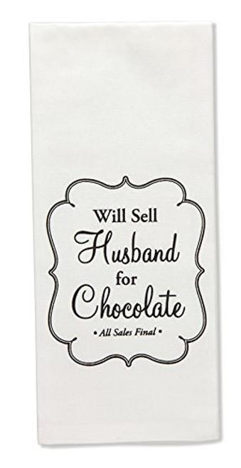 Towel, Huband Chocolate
