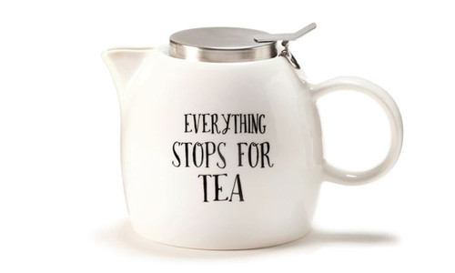 Teapot, Everything Stops for Tea