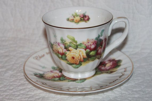 Cup / Saucer, Friends Sister